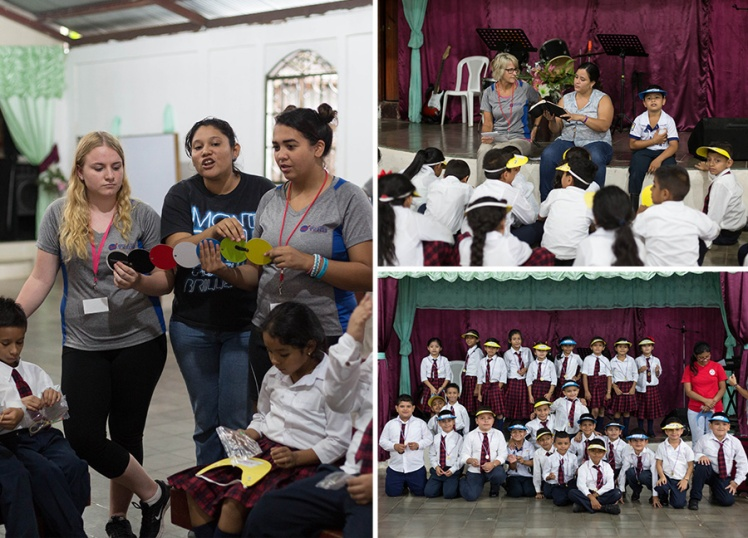 mission trip to Nicaragua
